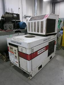GARDNER-DENVER 30hp Compressor with Air Dryer