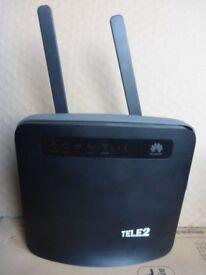 Huawei E5186 4G LTE router modem
