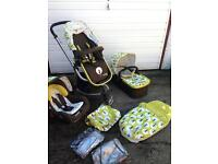 Cosatto Treet 3-in-1 Travel System