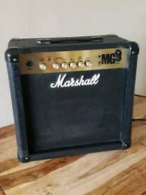 Marshall MG15 Amp