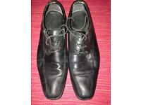 Leather Shoes - Size 9