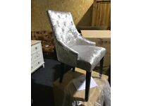 BRAND NEW BUTTONED CHAIRS-85 each
