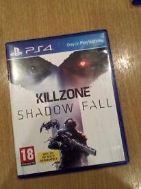 Killzone Shadow Fall for Sony PlayStation 4 (PS4)