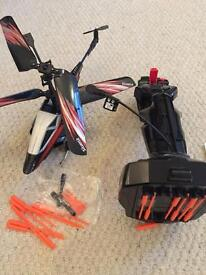 Remote control cars and helicopters