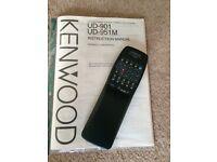 Kenwood hi-fi system