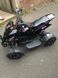 Quad new £350 ready to go got boxed ones £400 36v 500watt