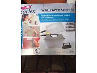 Warped wllpaper steamer
