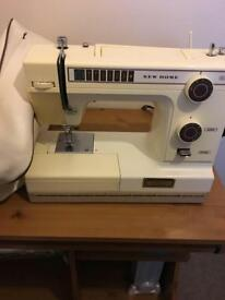 Free sewing machine