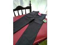 NEW,YOUNG GIRLS,SCHOOL TROUSERS