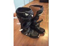 Wulfrace Size 11 Motocross Boots (Men's)