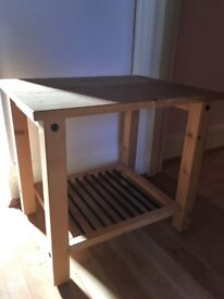Bedside table from IKEA
