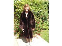Fur Coat – Beaver lamb