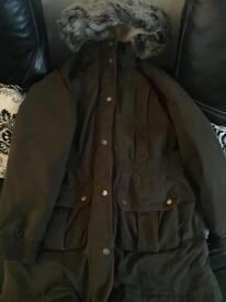 Ladies Barbour coat size 16
