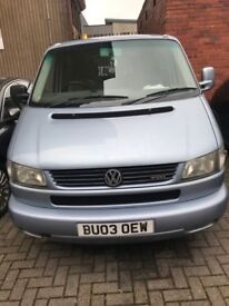 volkswagen caravelle 2.5 diesel automatic 8 seater