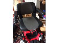 PRIDE GO BATTERY OPERATED CHAIR