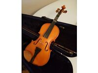 1/2 Size Violin - (Suitable for 7-9 Years)