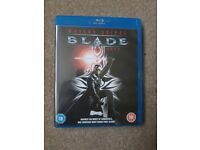 Blade blu-ray. In good working condition.