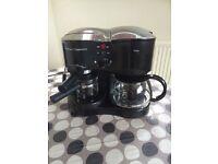 Espresso / Cappuccino/ Filter Coffee Maker