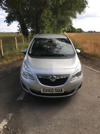 Vauxhall Meriva Exclusive