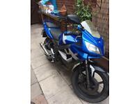 Kymco kr sport 125 motorcycle