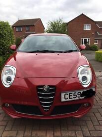2009 Alfa Romeo mito 16v
