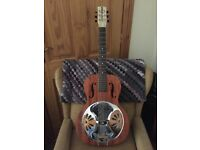 Gretsch 9200 Resonator Guitar