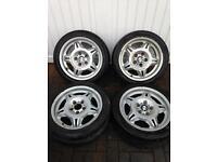 BMW M3 E36 Motorsport 17 inch alloy wheels