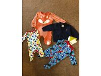 Bundle of Baby Clothes (4 items, Newborn)