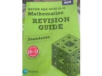 Maths revision guide and workbook