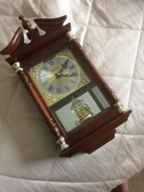 Clock (wall mounted)