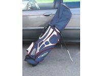 Macgregor Golf Clubs with Petron bag