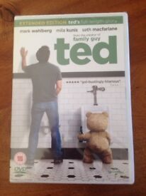 Red DVD extended edition used