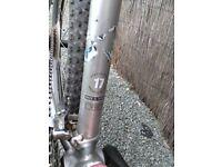 Specialized mountain bike 17 inch