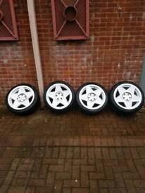 Alloy wheels 3sdm 18inch