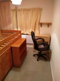 Really low rent for compact bedroom in spacious shared house, Marston