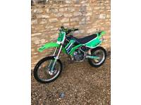 Kawasaki kx85 Big wheel 2011 kx 85