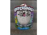 BRAND NEW - HATCHIMALS TEAL PENGUALAS EGG - INTERACTIVE TOY- CHRISTMAS MUST HAVE! PROOF OF PURCHASE.