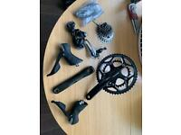 Shimano 105 partial groupset 11 speed 5800 SOLD
