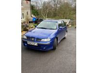 Seat, IBIZA, Hatchback, 2000, Manual, 1781 (cc), 3 doors