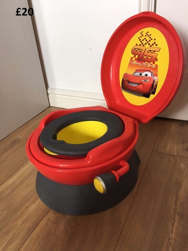 Disney Cars Musical Potty Chair 3 In 1 163 20 Disney