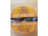 Penguin Classics Audio Books