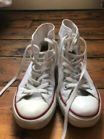 Converse size 5 used