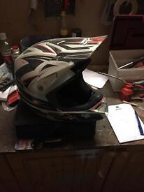 Fox v3 helmets for sale