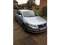 NOVEMBER 2006 VW PASSAT BLUE MOT NEXT YEAR IN JUNE 2017