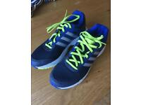 Junior addidas size 3 trainers