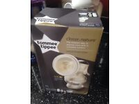 Breast pump never been out box