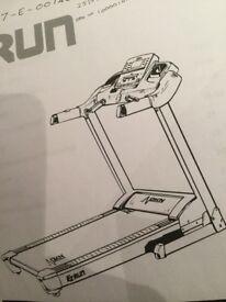 DKN Ez Run Treadmill