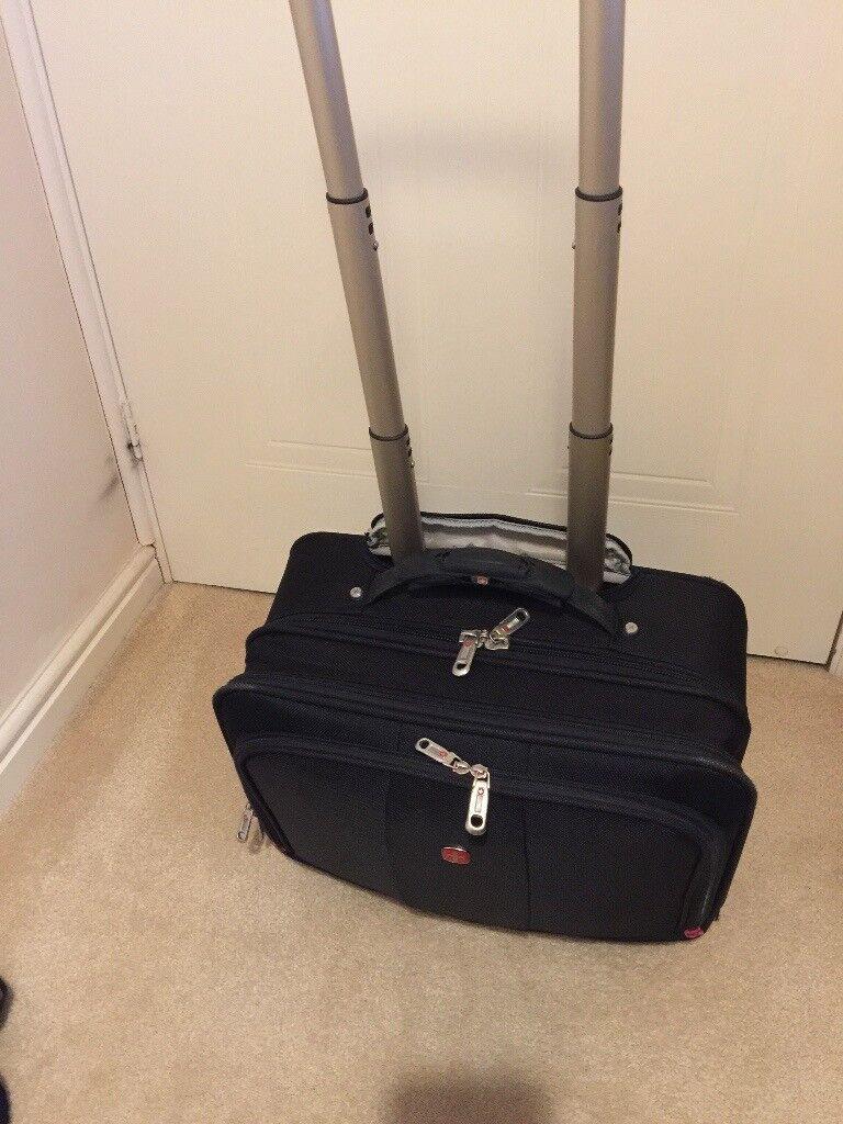 Wenger Swissgear Wheeled Roller Office Bag