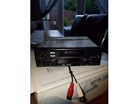 Phillips old school radio cassette in excellent condition