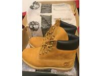Timberland boots size9
